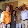 Nelson, Marcia, Luis Henrique & Emilio