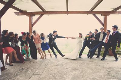 aitziber & victor::: wedding