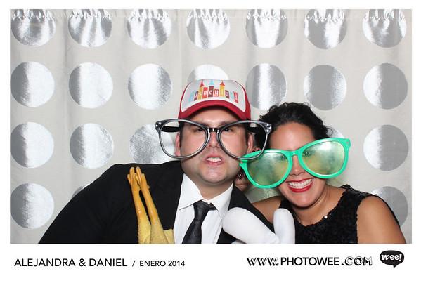 Alejandra & Daniel
