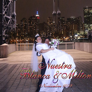 BLanca & Milton- Wedding