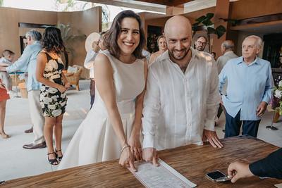 Civil Andrea y José Ramón