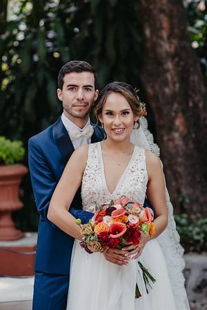 Daniela y Greg