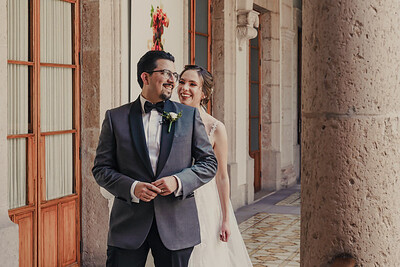 Fernanda y Adalberto