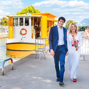 Katia + Thomas: Paris!