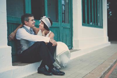 lola & ramón::: wedding