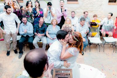 sole + mariano: wedding!