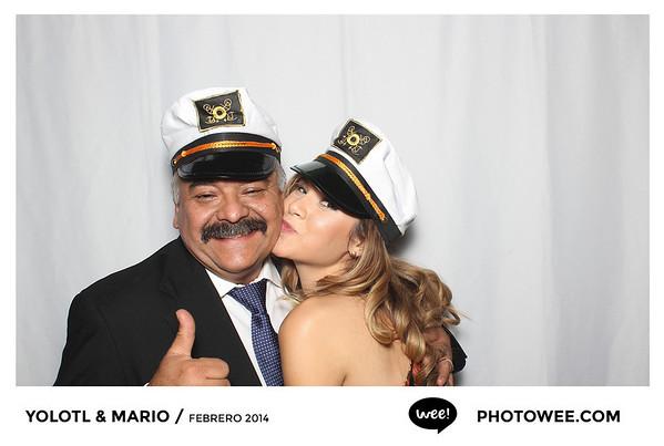 Yolotl & Mario