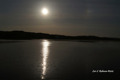 Sunrise, Bodega Harbor - 4/8/12