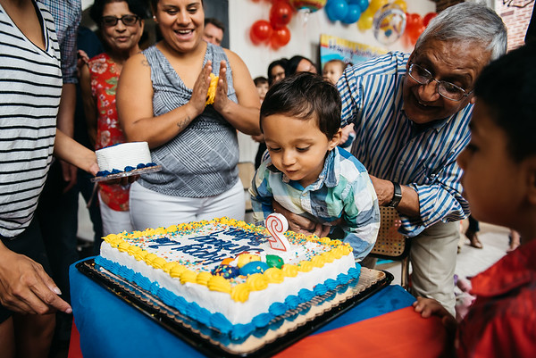 Bodhan's 2nd Birthday