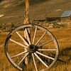 Early settlers and miners came to Bodie  and used horse or mule drawn wagons.