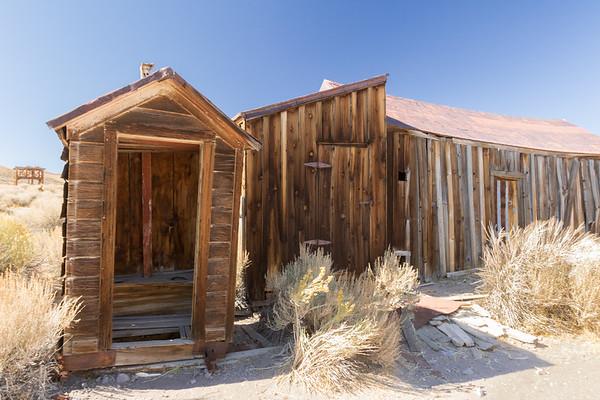 Bodie California Ghostown