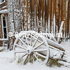 Fresh Snow and Wagon Wheel, Bodie