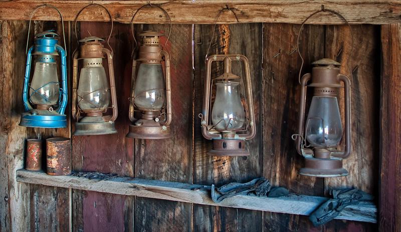 Firehouse Lanterns