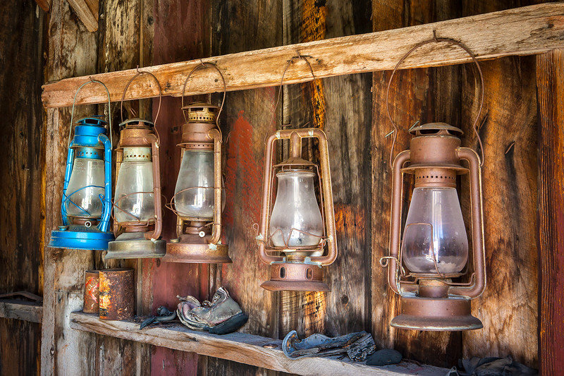 """Firehouse Lanterns"""