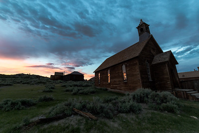 Bodie Historic Park / Ghost Town