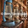 Bodie Firehouse Lanterns II