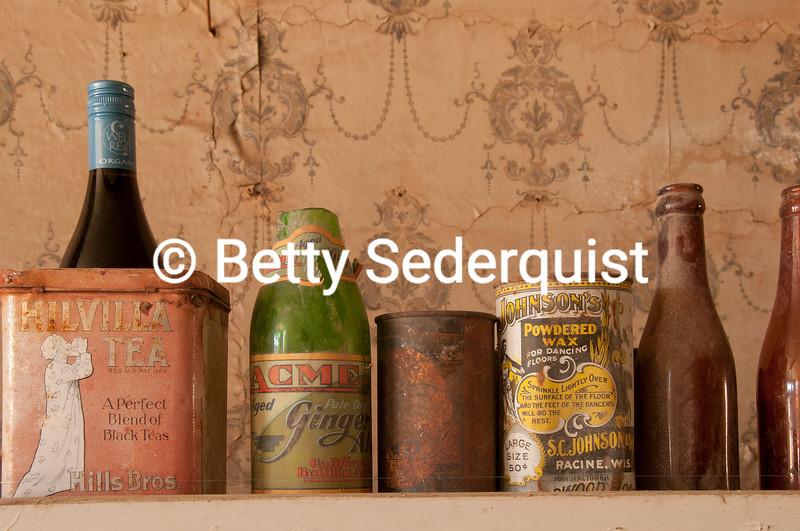 Old Supplies, Bodie