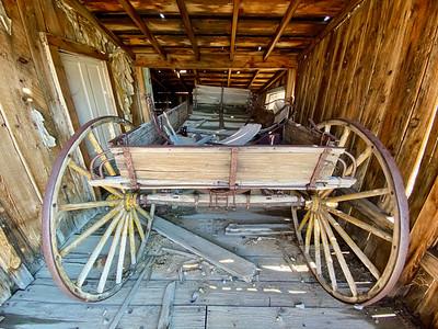 Garaged Wagon