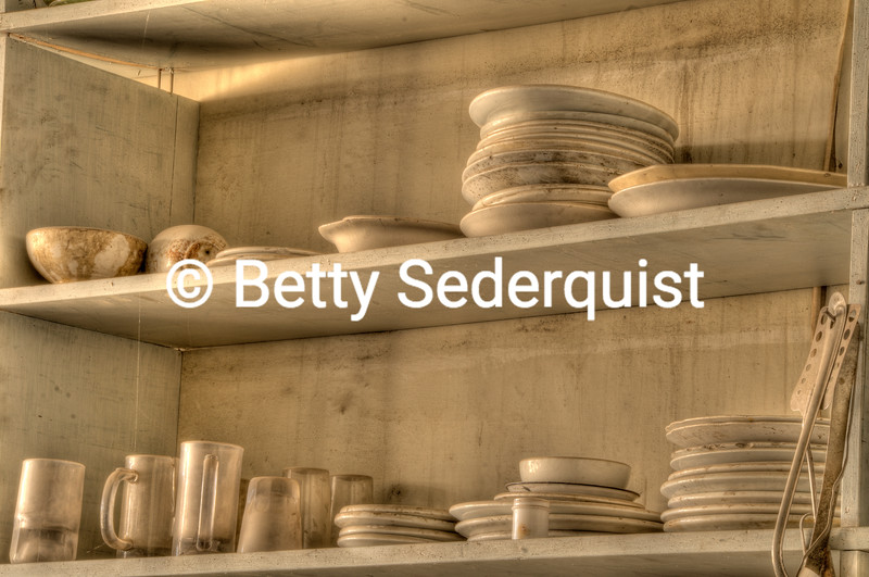 Dusty Dishes, Boone Store