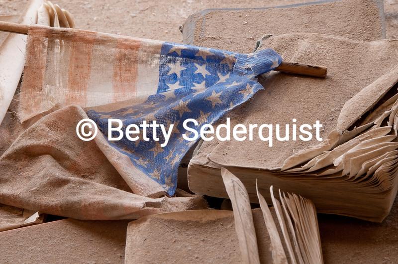Rotten Flag, Bodie Schoolhouse