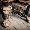 The Lions Under the Table