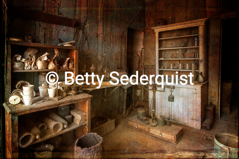 Bodie Assayer's Office