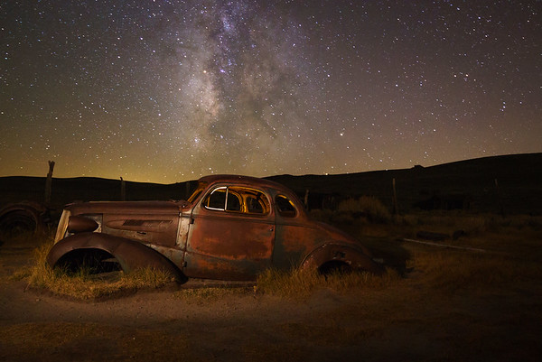 Bodie Night Shoot