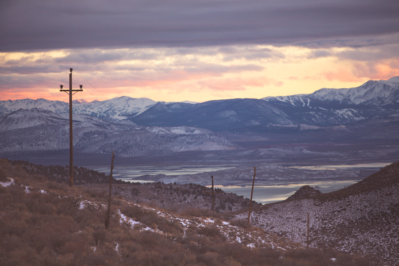 Bodie Hills, Bodie Mountains, Mono County, Sierra Nevada mountain range