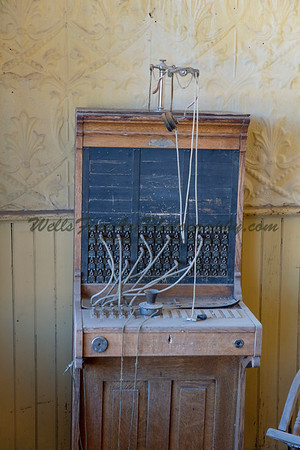 387A8109 Telephone switchboard vertical