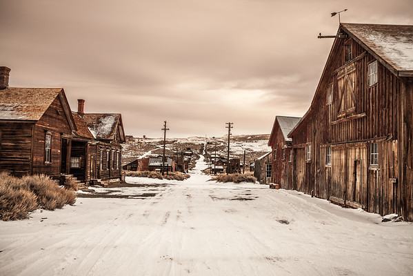 Bodie, CA