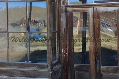 387A8105 Reflections in window & door