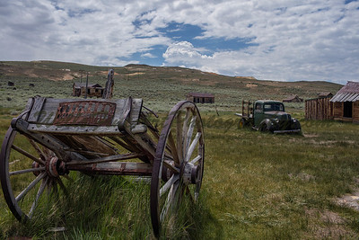 387A0519 Bodie wagon and truck