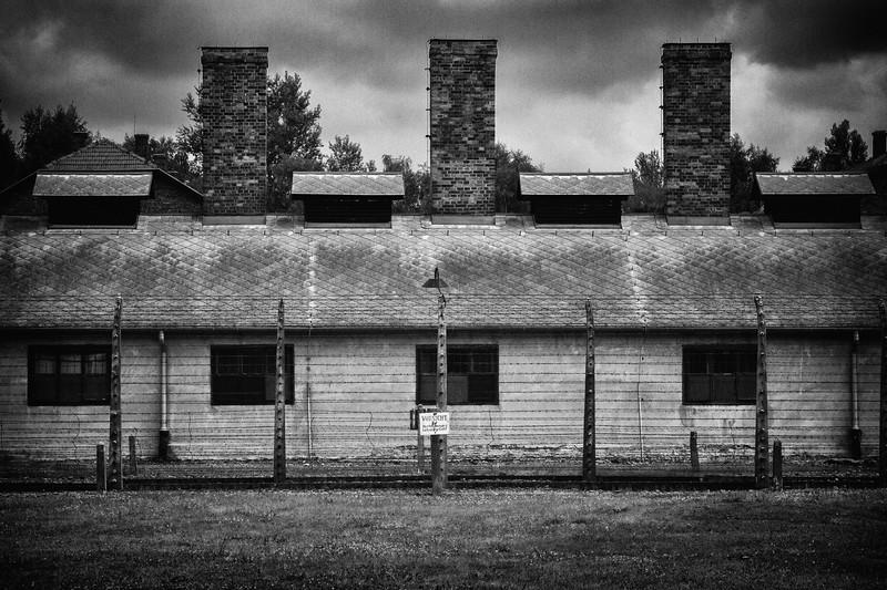 The Barracks #1