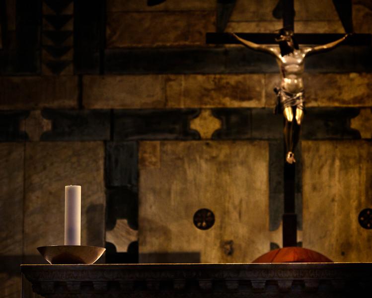 Baptistery Interior