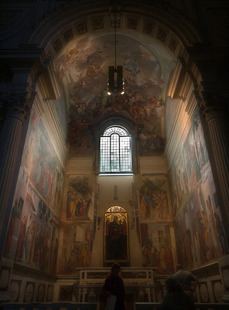 Brancacci Chapel, Florence