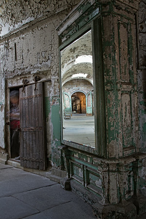 Ghost of Eastern State Penitentiary