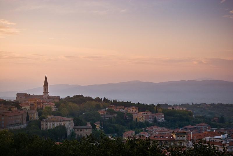 Daybreak - Perugia