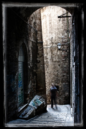 Into the Light of Perugia
