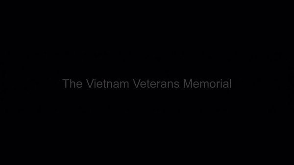 The Vietnam Veterans' Memorial