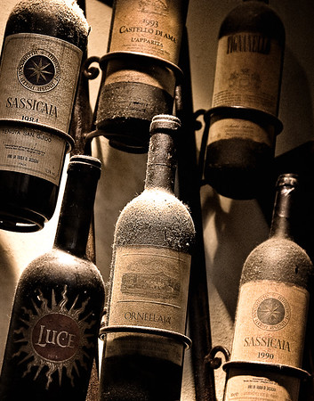 Aging in Tuscany
