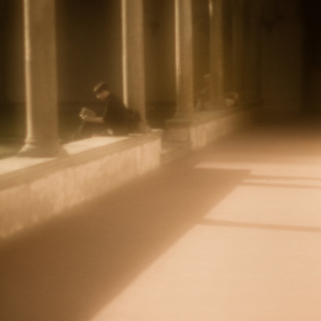 Contemplating Divinity at Santa Croce