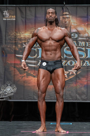 43 Marcus Pittman