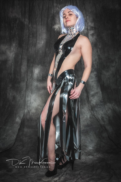 """@ashley.gorman.photography is one of four models who will be walking one of my tape designs, specifically this one, in the @ray_of_light_event fashion event. All funds raised by the event go to support donation-based mental health programs in Ottawa. Tickets are $40 in advance for general seating. The show will feature fashion, cosplay, body art, a silent auction and an art show. Tickets are on sale now at <a href=""""https://rayoflightevent.com/tickets"""">https://rayoflightevent.com/tickets</a>"""