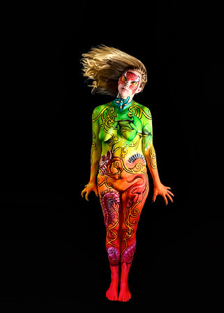 Body Painting Whistler