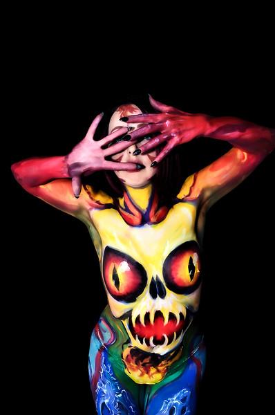 Artist: Cory Keys  - Model: Kamikaze