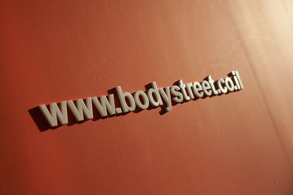 Body Street Photo Shooting