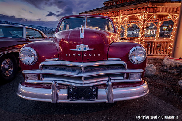 1950 Plymouth Delux