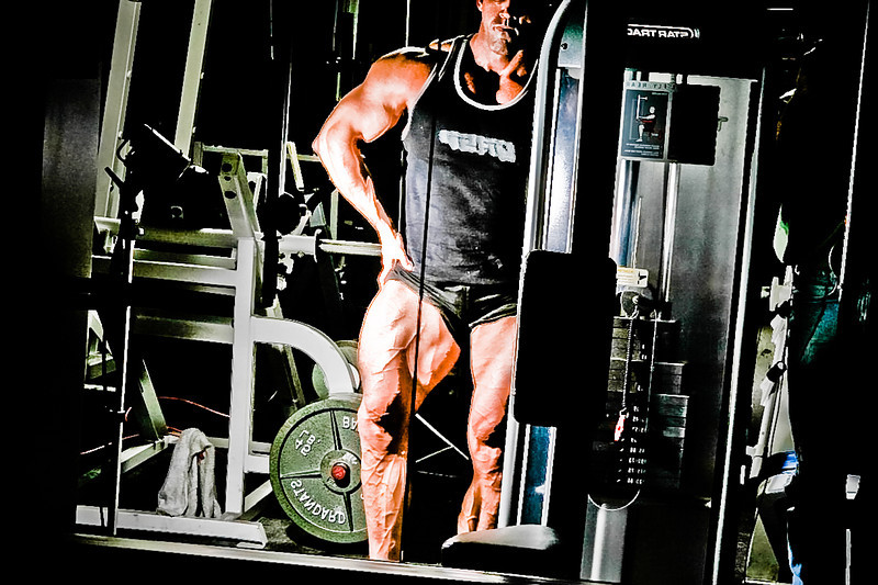 Duane Ellis Photo Show - Pumpin Iron Preparing for the Junior Nationals Chicago IL