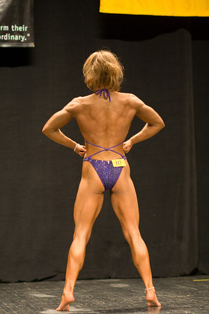 WNBF Pro International 2007
