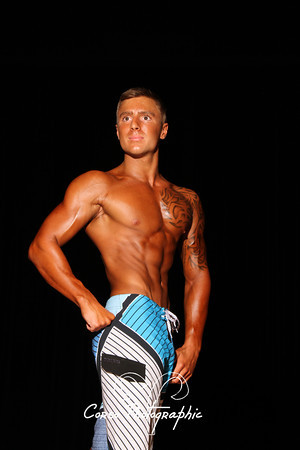 Ancient City Mens Physique Finals